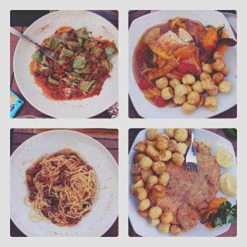 piattiando Food Foodporn Family Lunchtime restorant buenosaires argentina piatti