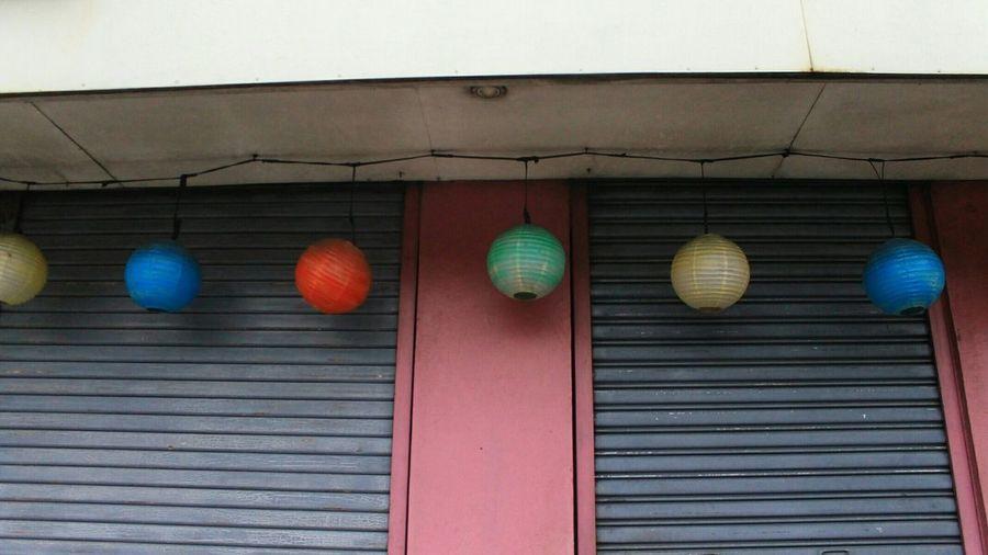 EEA3 - Bacolod Lanterns Street Colours Bacolod Eyeem Philippines