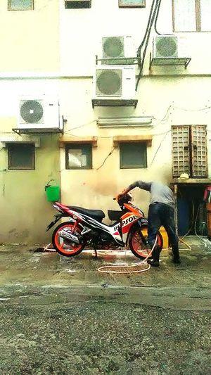 Honda Motorcycle RepsolHondaTeam HRC 27
