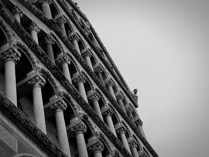 Getty Images First Eyeem Photo Pisa Cathedral Black & White HuaweiP9 Monochrome Beginner Architecture EyeEmNewHere Premium Collection Visual Creativity