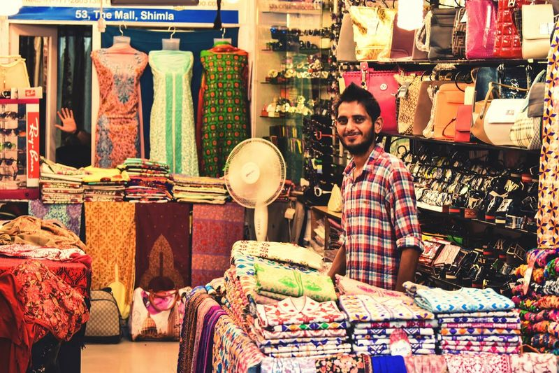 Its was a ladies clothes and accessories shop. There was nothing to buy for myself but i still managed to brought a smile from the shop.. 😊😊😊😃 Happiness Ladies Clothes and Accessory Smiles Everywhere Shopkeeper Smiling On The Way EyeEm Journey Picture Photooftheday Picoftheday Shimla India