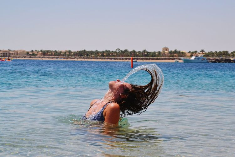Summer Views Summer ☀ Sunbathing Water Egypt Hurghada Sea Takingphotos Paradise Beach