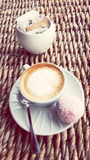 Coffee Break Marshmallow Finally Friday  Coffee And Sugar