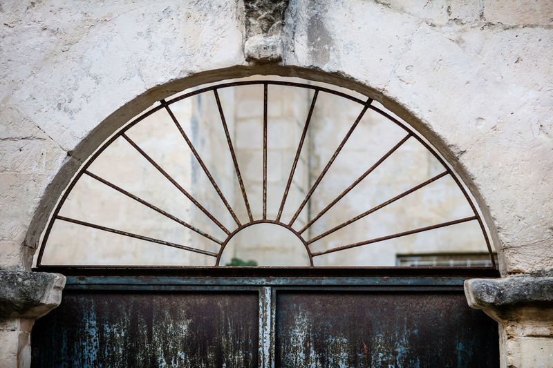 Gate Matera Matera Italy Matera2019 Matera - Capitale Della Cultura Matera View Built Structure Architecture No People Arch Day Metal Outdoors Wall - Building Feature Old Rusty Arched Gate Entrance Entrance Gate