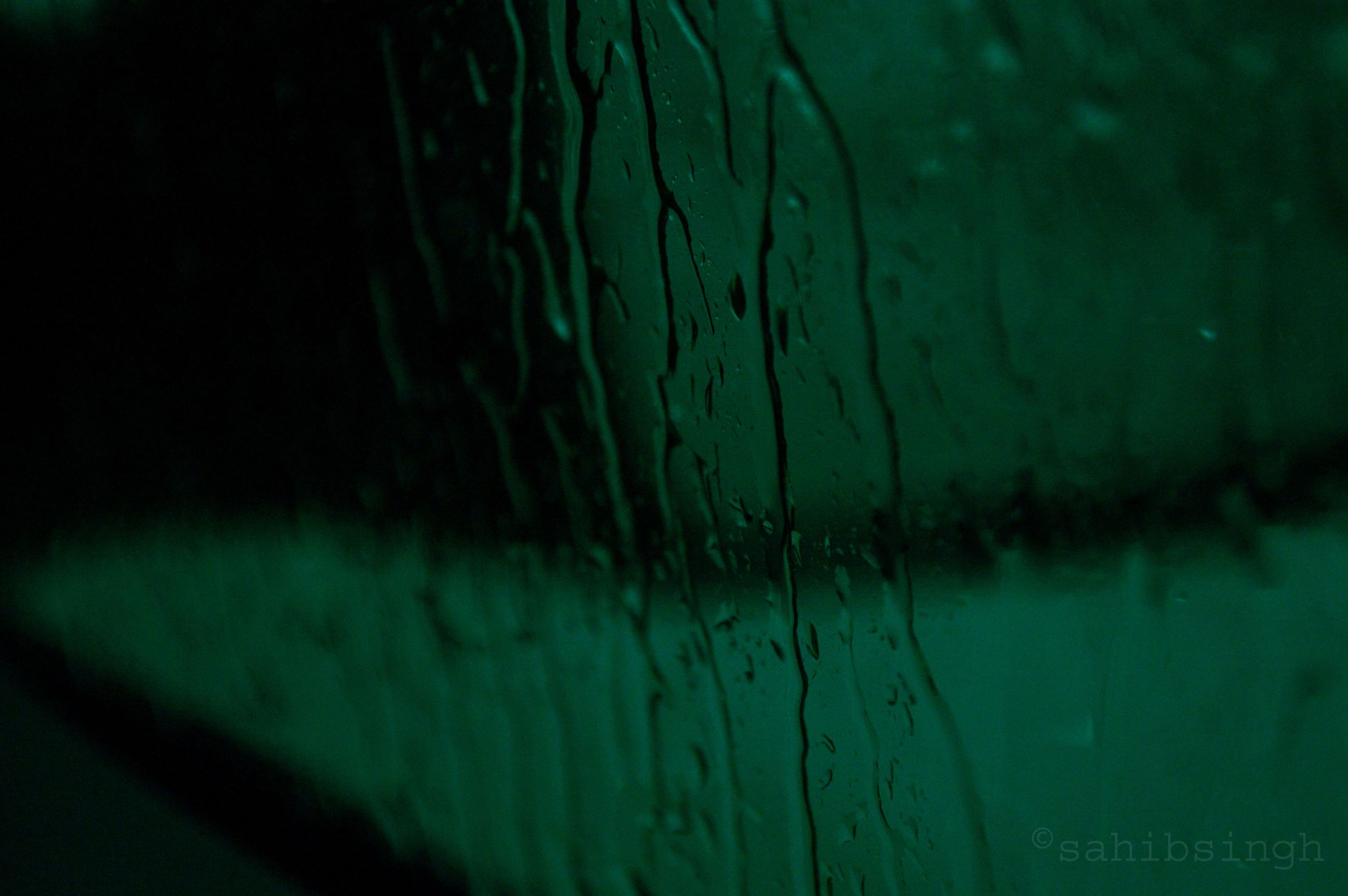 night, water, nature, close-up, tranquility, dark, no people, beauty in nature, outdoors, tree, reflection, textured, auto post production filter, backgrounds, wall - building feature, growth, abstract, motion, waterfront