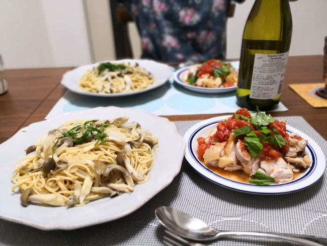EyeEm Selects Italian Food Plate Seafood Herb Savory Food Close-up Food And Drink