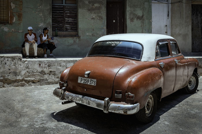 Having a Break Cuba Cuba Collection Cuba Streets Break Car Cuban Cars Cuban Life Oldcars Outdoors Real People Street Streetphotography Be. Ready. EyeEmNewHere An Eye For Travel Mobility In Mega Cities Stories From The City Focus On The Story The Street Photographer - 2018 EyeEm Awards The Street Photographer - 2018 EyeEm Awards