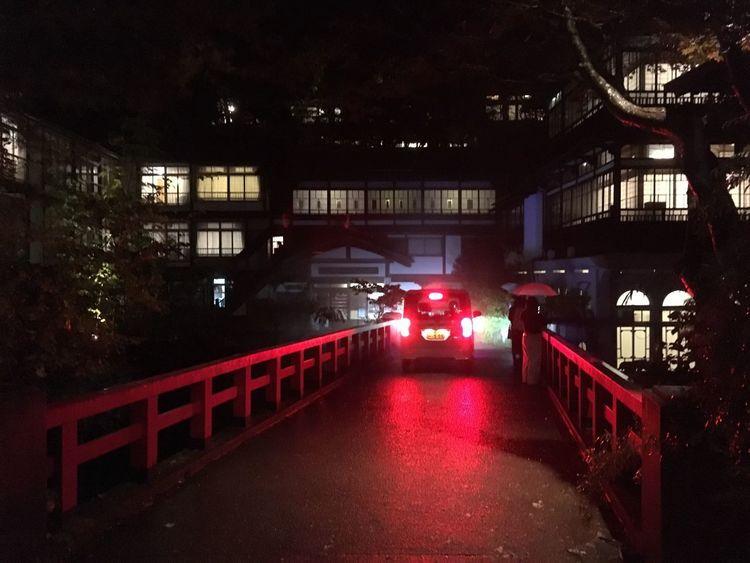 積善館…ジブリ「千と千尋の神隠し」の雰囲気たっぷり  Sentochihironokamikakushi Studioghibli
