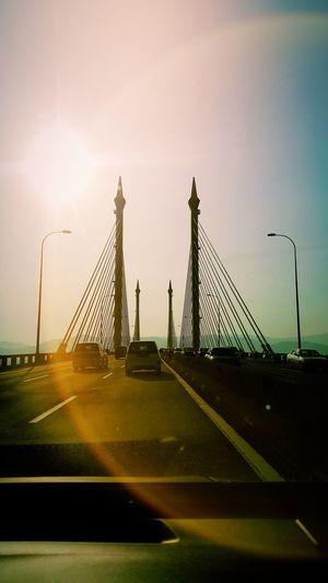 Penang Bridge Journeytothenorth Driving Photography While Driving Weekend Getaway Happiness
