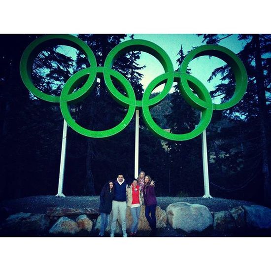 Cypress Olympic Mountain Olympics olympicrings vancouverisawesome vancouverofficial vancitybuzz northshore northvancouver