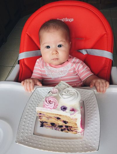 Baby Babygirl Birthday Cake My Life My Love Hello World Russia My Universe My Everything Photography Happiness Lovely Daughter Vscocam I Love