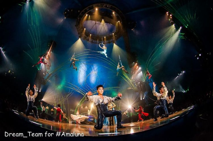 Amaluna Arts Culture And Entertainment Brussels Circus Cirque Cirque Du Soleil Cirquedusoleil Crowd Cultures Event Fun Indoors  Large Group Of People Lifestyles Men Music Performance