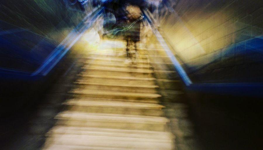 Escaliers City
