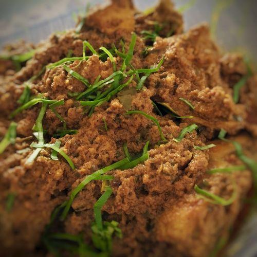 Malay dish.