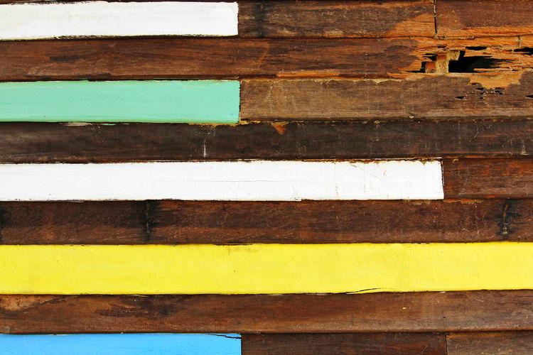 Full frame shot of wood