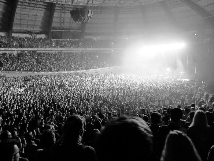The Fan Club Electronic Music Shots Music Concert Party Deichkind Blackandwhite Black And White EyeEm Best Shots - Black + White Live Music