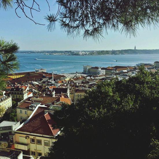 Lisbon Castle S. Jorge Terreiro Do Paço