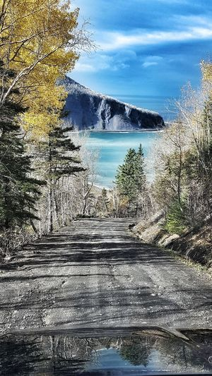 Gaspesie Outdoors Beauty In Nature Water Most Stunning Shot Quebec Windtech Windtravellers Roadtowork Beauty In Nature Tranquility Freelance Life Check This Out EyeEm Best Shots Canada Coast To Coast Sea A Bird's Eye View