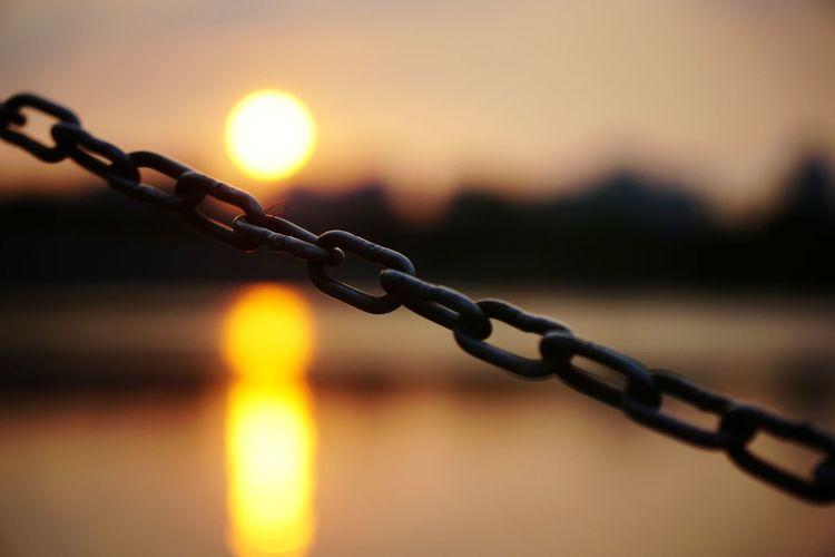Why we chain