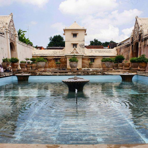 Photography Beautiful Tamansari Tamansariyogyakarta JogjaistimewaTamansari kolam pemandian putri raja
