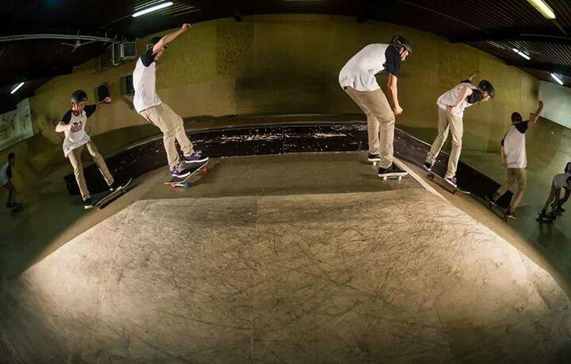 Skateboarding Enjoying Life Taking Photos Hello World
