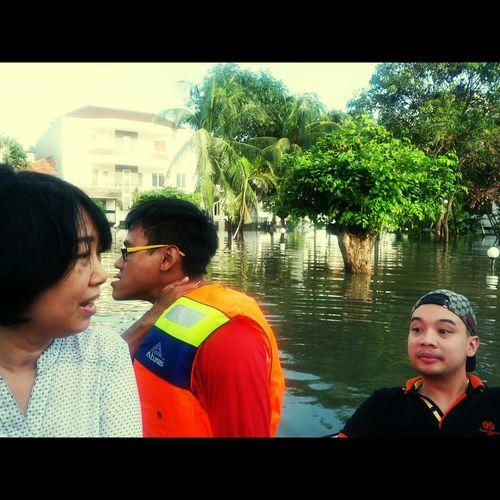 Flood Jakarta February 2015