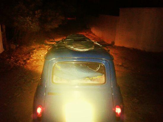 Road Trip! Renault 4 Car Ride