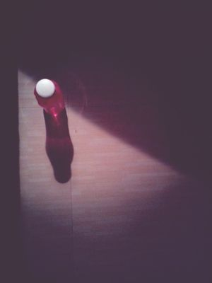 I should be sleeping now . . but . . this caught me Light And Shadow Water Bottle  Shadow Latenights