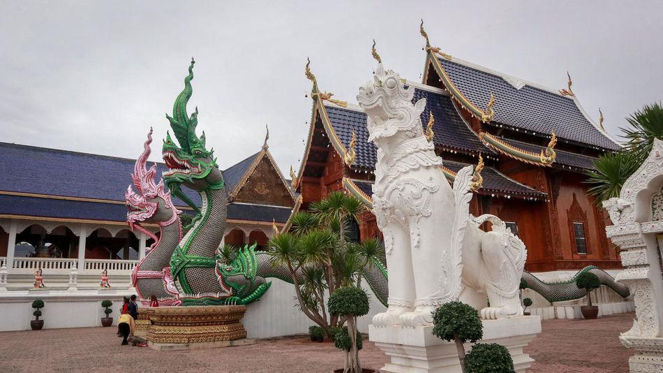 Buddha Image วัด พระ Buddha Statue Buddhist Temple TempleThailand Temple Buddha Thailand Thai Chengmai Thailand Chengmai WatBanDen เชียงใหม่ วัดบ้านเด่น Built Structure
