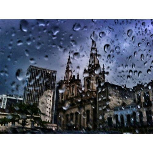 """""""Rain, wash"""