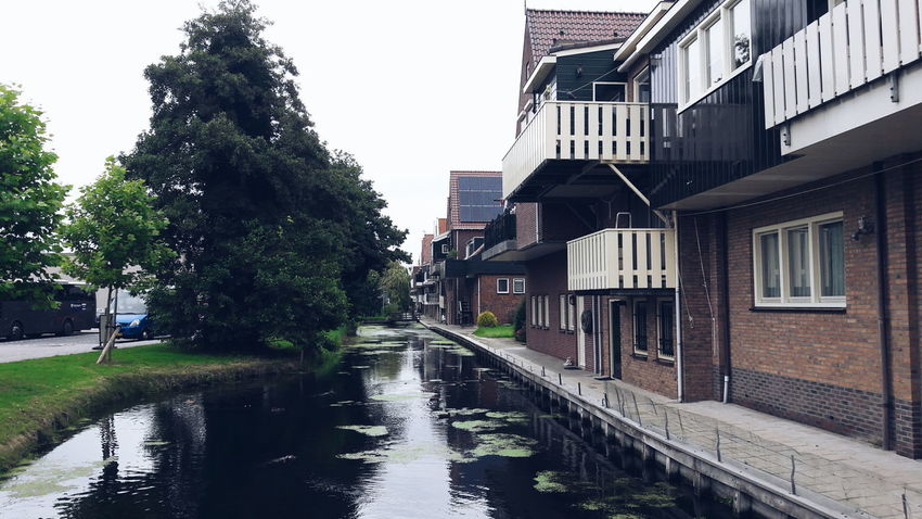 Volendam Holland Holanda Paisesbajos Canals Nature Architecture Houses Travel Destinations Travel Photography Travel Eurotrip