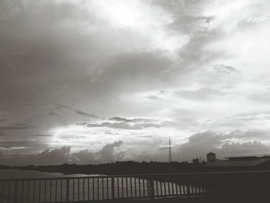 Landscape Bridge Ampera INDONESIA First Eyeem Photo