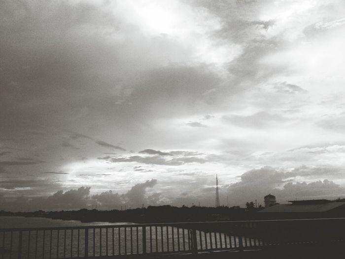 Landscape Bridge Ampera INDONESIA First Eyeem Photo