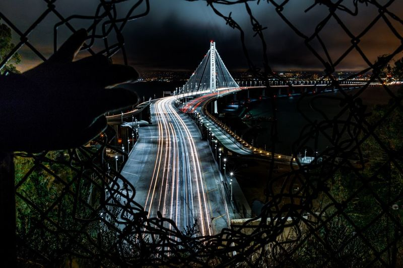 Caged in Roads