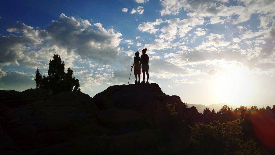 Mount Falcon Overlook