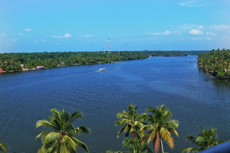 Gods Own country Heaven On Earth Kollam Backwaters Of Kerala Colour Of Life