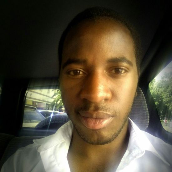 First selfie ive taken in Zambia Prince  Millionairemindset