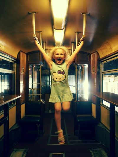 Hanging around like we just don't care - MAinLoveWithLife and Little Girl Fooling Around Having Fun Hanging Crying Crying Out Loud Children Children Photography The Portraitist - 2015 EyeEm Awards - 04.07.2015
