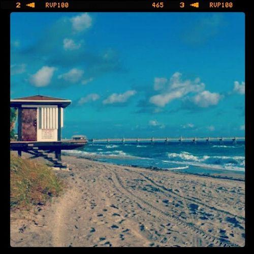 Daniabeach DaniaBeachPier Florida TheSunshineState Beautifulday