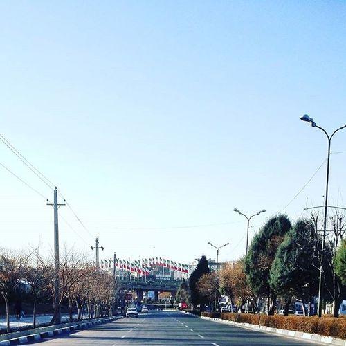 Street Bridge پل_آزادگان Karaj کرج Se7en_art Topmobilegraphy خیابان Karajinsta