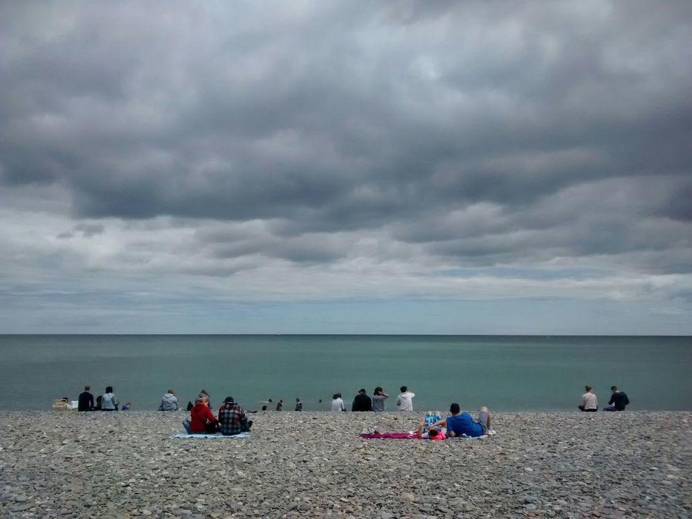Beachphotography Dublin, Ireland People Photography Clouds And Sky Bray, Ireland
