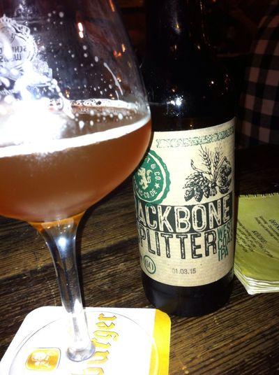 Backbone Splitter @ Sixties Mainz Biers & Bars Craftbeer Bar