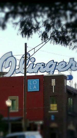 Signage Vintage Urbanphotography Urban Lifestyle Olinger Streetphotography Streetart