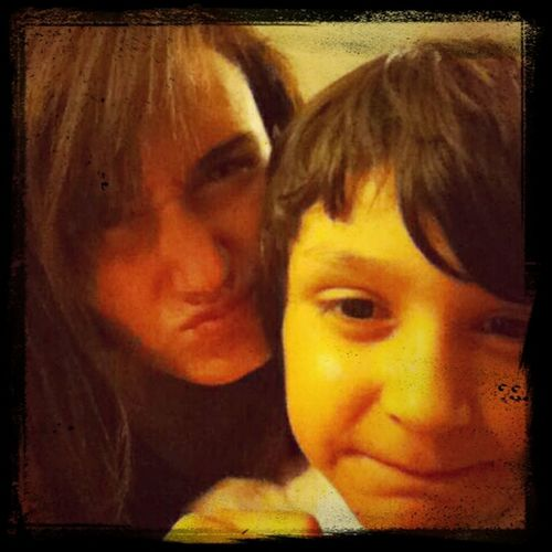 With Little Broo:)