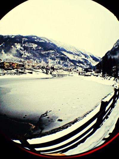 Wintertime Lake