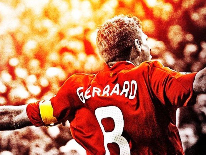 The Liverpool Legend. Stevengerrard