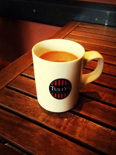 Tea break Tully's Coffee Break