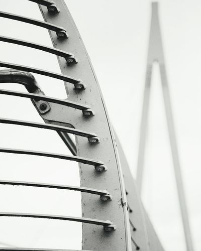 bridge lauraloophotography abstract depth of Bridge Lauraloophotography Abstract EyeEm Selects Steel No People Architecture Close-up Day