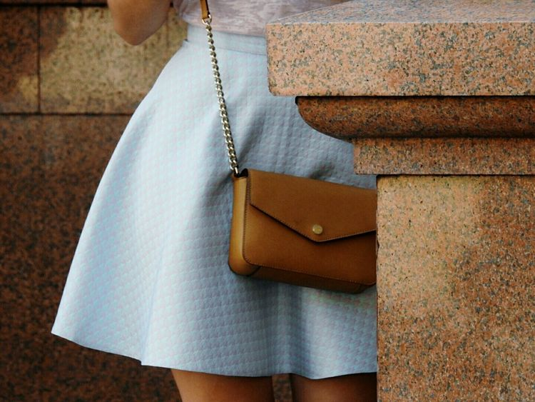 Fashion-monger In Granite Handbags Streetphotography Big City Life Sankt-peterburg Russia Sunny Day 🌞
