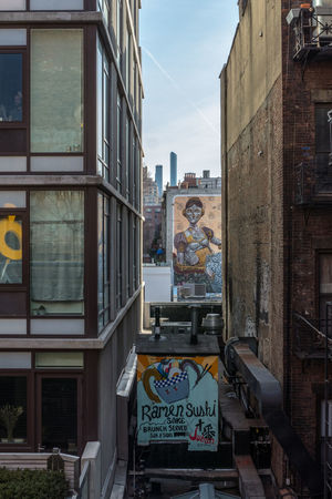 New York City High Line Architecture Art is Everywhere Clear Sky EyeEmNewHere Graffiti High Line Park High Line Park NYC New York New York City Skyline Outdoor Photography Streetphotography Streets Of New York